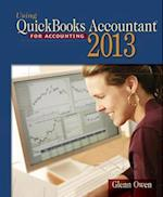 Using Quickbooks Accountant 2013
