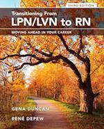 Transitioning from LPN/VN to RN