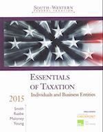 Essentials of Taxation 2015 af James E Smith