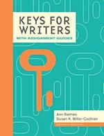 Keys for Writers with Assignment Guides, Spiral bound Version af Ann Raimes