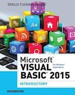 Microsoft Visual Basic 2015 for Windows Applications