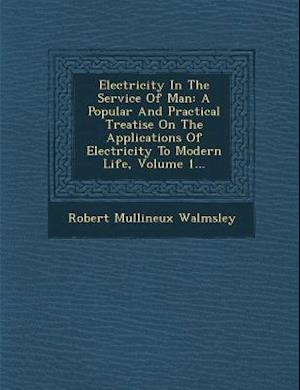 Bog, paperback Electricity in the Service of Man af Robert Mullineux Walmsley