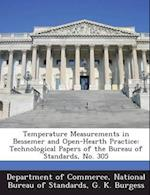 Temperature Measurements in Bessemer and Open-Hearth Practice af G. K. Burgess