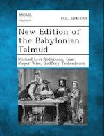 New Edition of the Babylonian Talmud af Michael Levi Rodkinson, Isaac Mayer Wise, Godfrey Taubenbaum