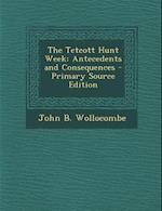 Tetcott Hunt Week af John B. Wollocombe