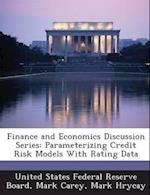 Finance and Economics Discussion Series af Mark Carey, Mark Hrycay