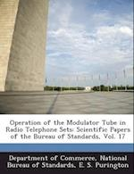 Operation of the Modulator Tube in Radio Telephone Sets af E. S. Purington