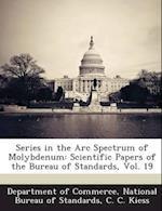 Series in the ARC Spectrum of Molybdenum af C. C. Kiess
