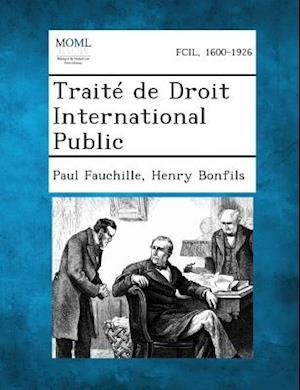 Traite de Droit International Public