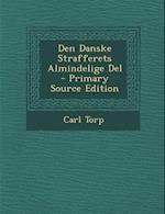 Den Danske Strafferets Almindelige del