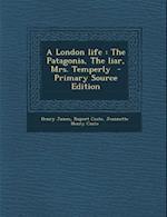 London Life af Jeannette Henry Costo, Henry James, Rupert Costo