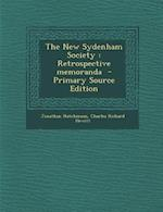 New Sydenham Society af Jonathan Hutchinson, Charles Richard Hewitt