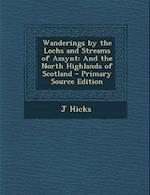 Wanderings by the Lochs and Streams of Assynt af J. Hicks