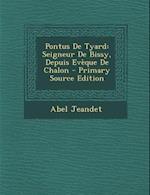 Pontus de Tyard af Abel Jeandet