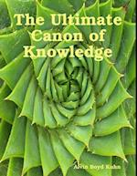 Ultimate Canon of Knowledge af Alvin Boyd Kuhn