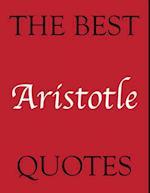 Best Aristotle Quotes (The Best Quotes)