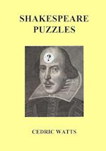 Shakespeare Puzzles