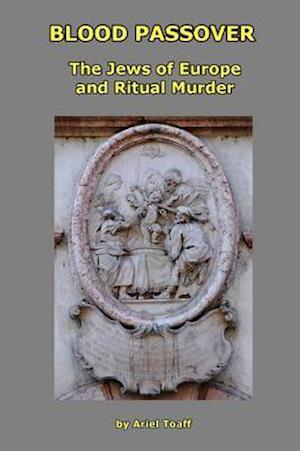 Bog, paperback Blood Passover af Ariel Toaff