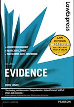 Law Express: Evidence (Law Express)