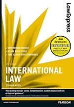Law Express: International Law af Stephen Allen