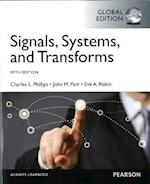 Signals, Systems, & Transforms, Global Edition