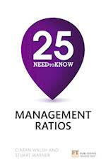 25 Need-To-Know Management Ratios af Stuart Warner