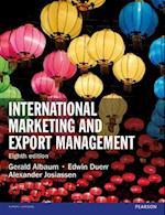 International Marketing and Export Management
