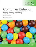 Consumer Behavior, Global Edition af Michael R Solomon