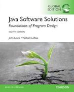 Java Software Solutions, Global Edition af John Lewis