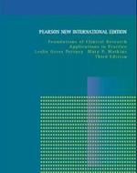Foundations of Clinical Research: Pearson New International Edition