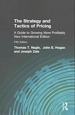 Strategy and Tactics of Pricing, The: Pearson New International Edition