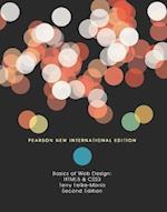 Basics of Web Design: Pearson New International Edition