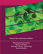 Bioprocess Engineering: Pearson New International Edition