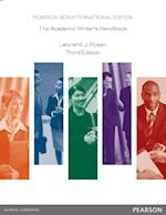 Academic Writer's Handbook: Pearson New International Edition