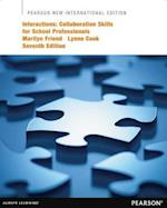 Interactions: Pearson New International Edition af Marilyn Friend