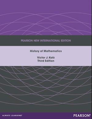 Få History of Mathematics: Pearson New International Edition