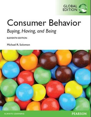 Consumer Behavior Global Edition af Michael R Solomon
