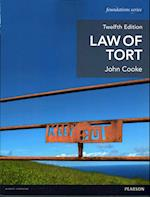 tort and john Tort law: torts are focused what are the differences between tort law, contract law and criminal law update cancel ad by atlassian john s masterson.