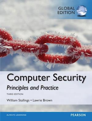 Computer Security: Principles and Practice, Global Edition af William Stallings