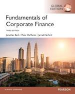 Fundamentals of Corporate Finance with MyFinanceLab, Global Edition af Jonathan Berk