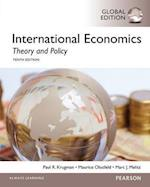 International Economics: Theory and Policy with Myeconlab af Paul Krugman