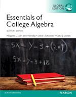 Essentials of College Algebra, Global Edition