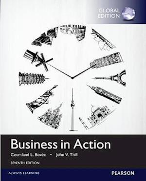 Business in Action with MyBizLab, Global Edition