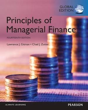 Bog, ukendt format Principles of Managerial Finance with MyFinanceLab, Global Edition af Lawrence J Gitman