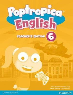 Poptropica English American Edition 6 Teacher's Edition for CHINA
