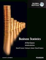 Business Statistics: A First Course, Global Edition af David M. Levine