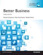 Better Business, Global Edition af Michael R Solomon