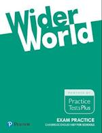 Wider World Exam Practice: Cambridge English Key for Schools (Wider World)