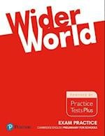 Wider World Exam Practice: Cambridge Preliminary for Schools (Wider World)