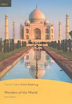 Level 2: Wonders of the World Book and Multi-ROM with MP3 Pack (Pearson English Active Readers)
